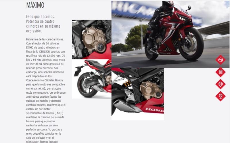 Como ganar 7.5CV Para Honda CB500X-F-RR 2013-2016 (y posteriores de otra forma) Limita10