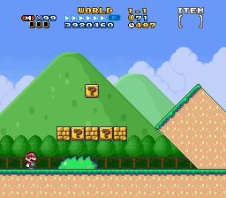 [EN DESARROLLO] Super Mario Bros: RELOAD - NUEVAS IMÁGENES Prueba10