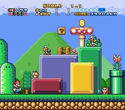 [EN DESARROLLO] Super Mario Bros: RELOAD - ACTUALIZACIÓN 03/2020 Prueba12