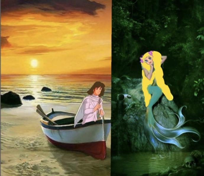 TERRYLOCA aporte 5 Minific  song fic Tierra y Mar Sol y Luna (con dibujos y montajes) song (eclipse de Luna by Maite Perroni) Bccc8b10