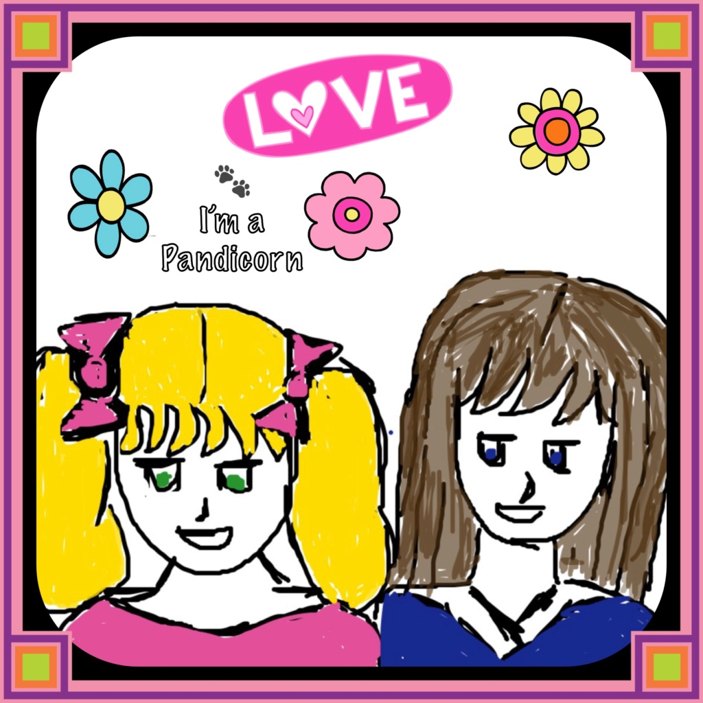 TERRYLOCA aporte 4 Art Dibujo Candy y Terry Cc51fc10