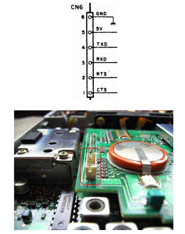 CAT KENWOOD TS-50 por Bluetooth by EA4AOJ Conect10