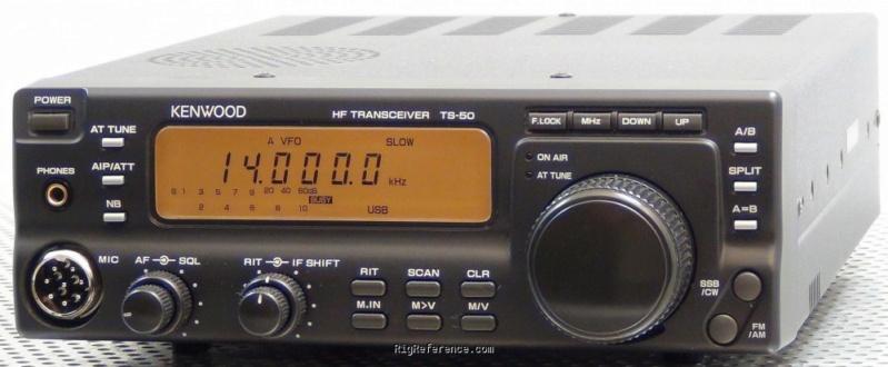 CAT KENWOOD TS-50 por Bluetooth by EA4AOJ Ts-5012