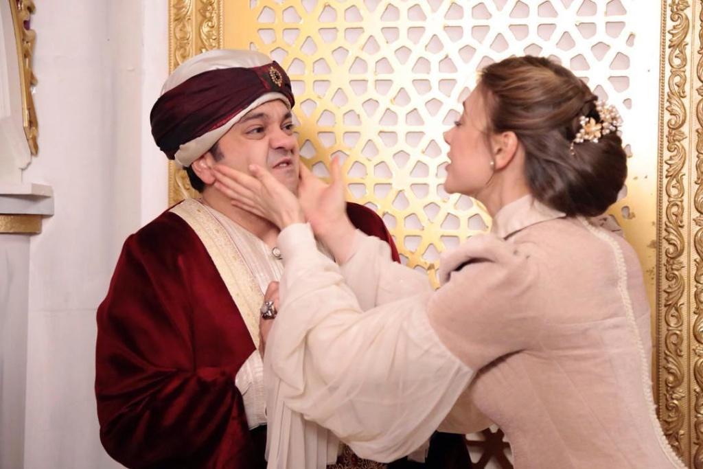 Султан моего сердца (с 15.07.18 по 11.09.18) - Страница 32 38649610