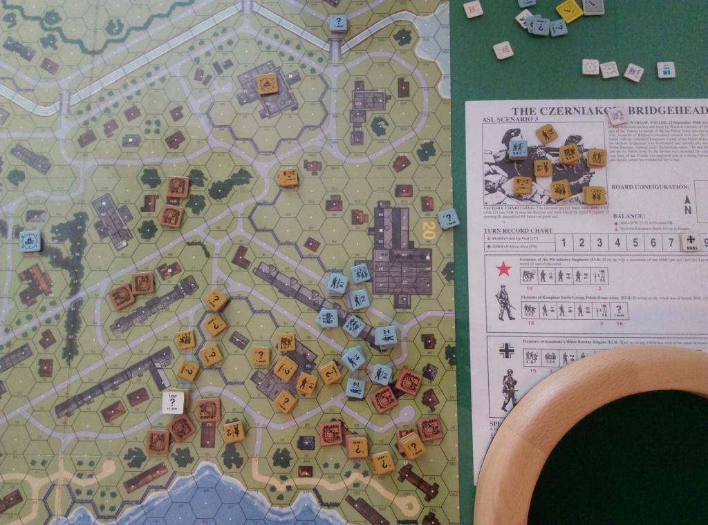 "3-player ASL in Wugu. ASL-003 ""The Czernaikow Bridgehead"" (John and Little Wolf vs Robin) Asl-0014"