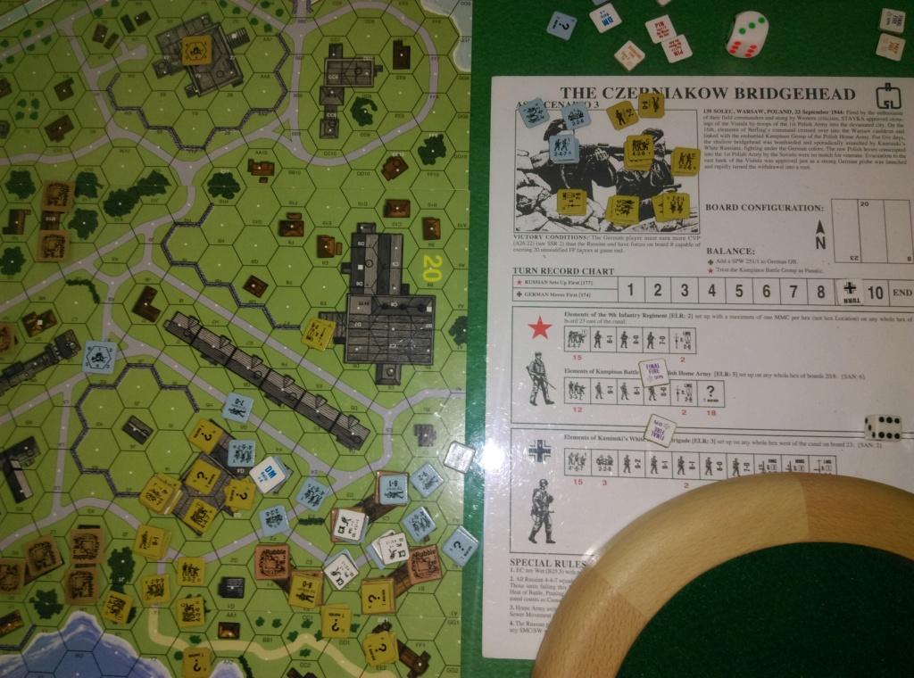 "3-player ASL in Wugu. ASL-003 ""The Czernaikow Bridgehead"" (John and Little Wolf vs Robin) Asl-0015"