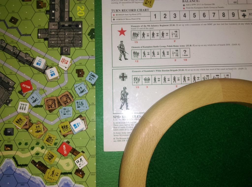 "3-player ASL in Wugu. ASL-003 ""The Czernaikow Bridgehead"" (John and Little Wolf vs Robin) Asl-0016"