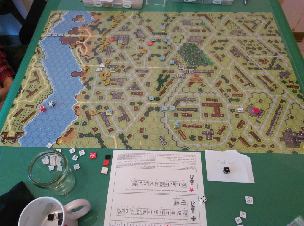 """ASL-009 """"To The Square"""" (John vs Robin) Asl-0039"""