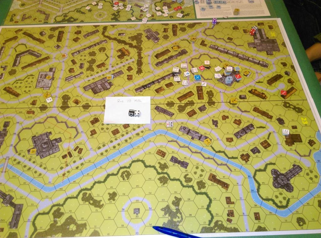 "ASL-010 ""The Citadel"" (John vs Robin) Asl-0119"