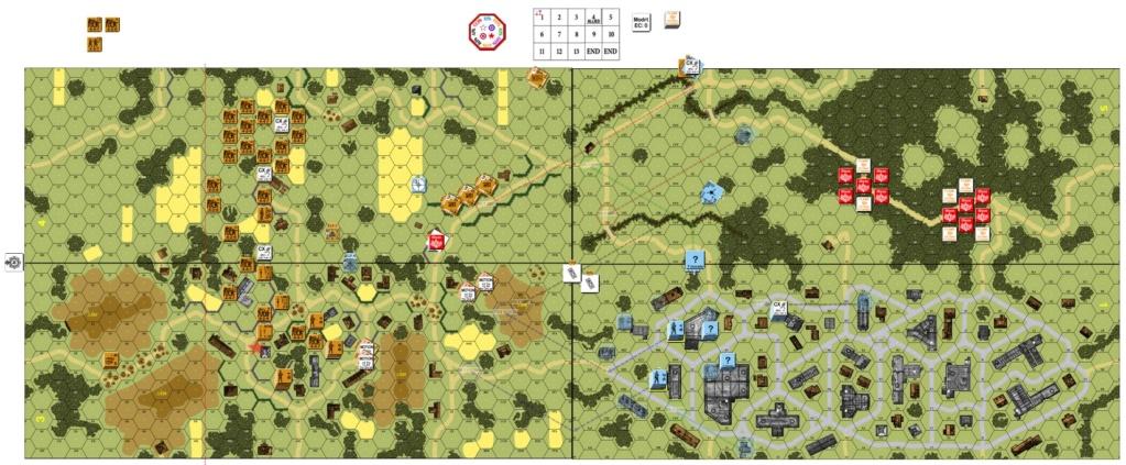 "ASL-128 ""The Defense Of Luga"" (John vs Robin) Asl-1213"