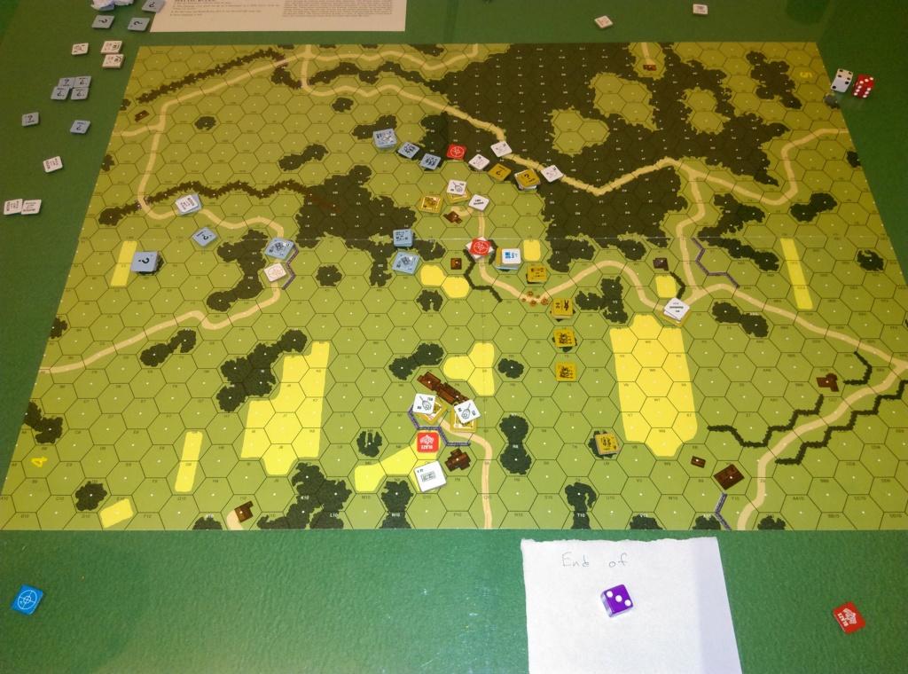 AFV Training in Taipei  (John vs Little Wolf) Asl-1236