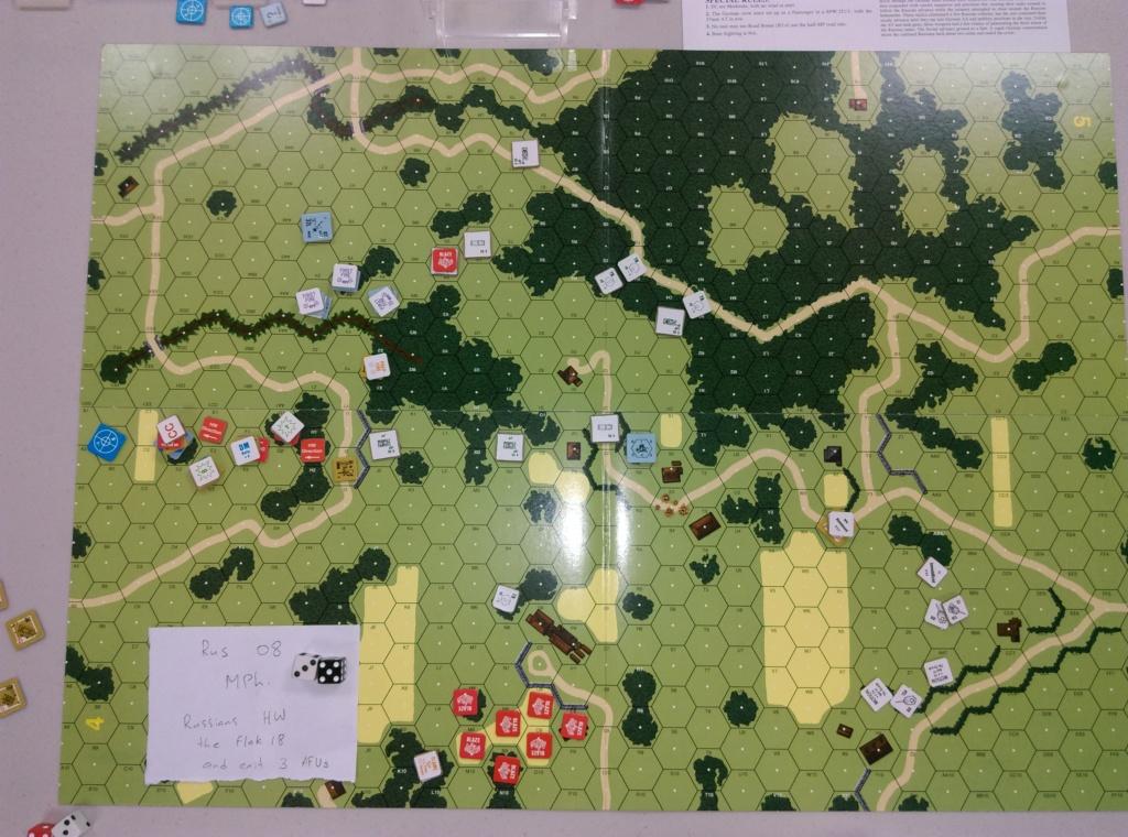 AFV Training in Taipei  (John vs Little Wolf) Asl-1241