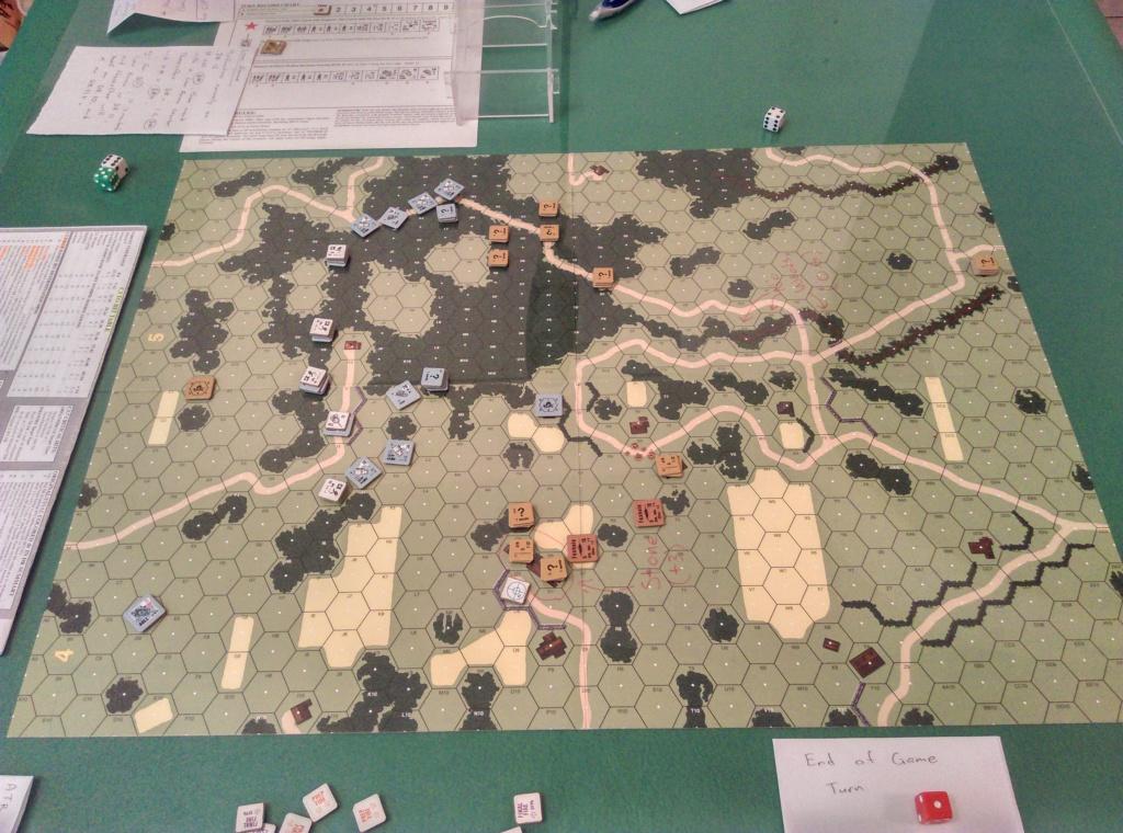 """ASL-134 """"Counterattack On The Vistula"""" Asl-1324"""
