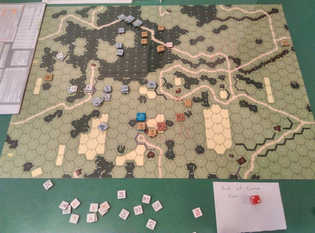"""ASL-134 """"Counterattack On The Vistula"""" Asl-1325"""