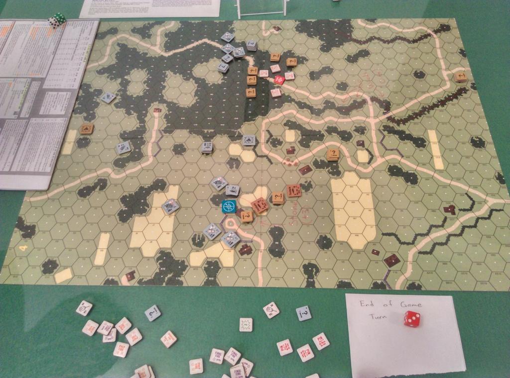 """ASL-134 """"Counterattack On The Vistula"""" Asl-1326"""
