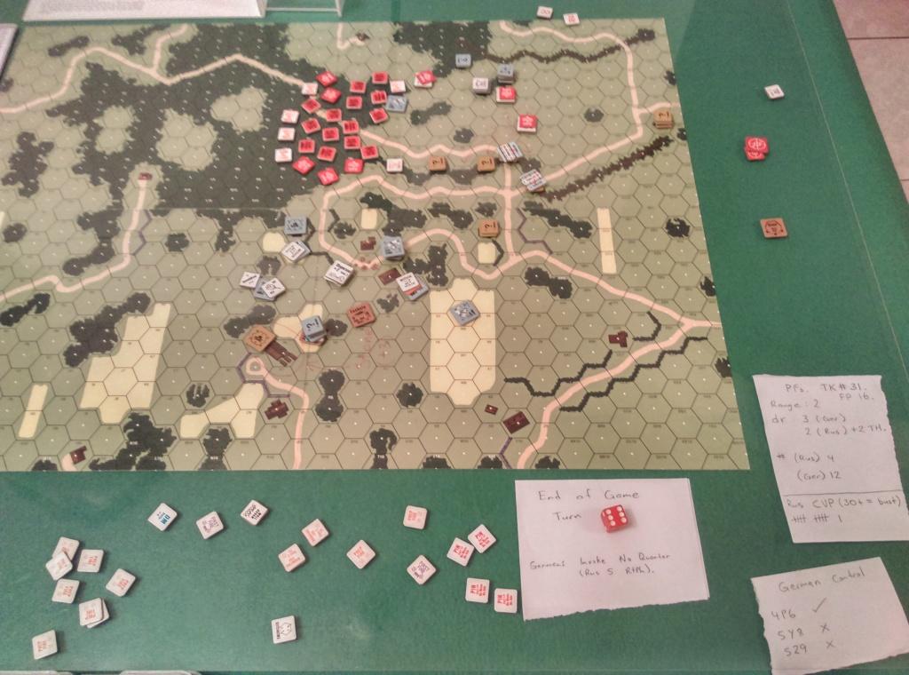 """ASL-134 """"Counterattack On The Vistula"""" Asl-1327"""