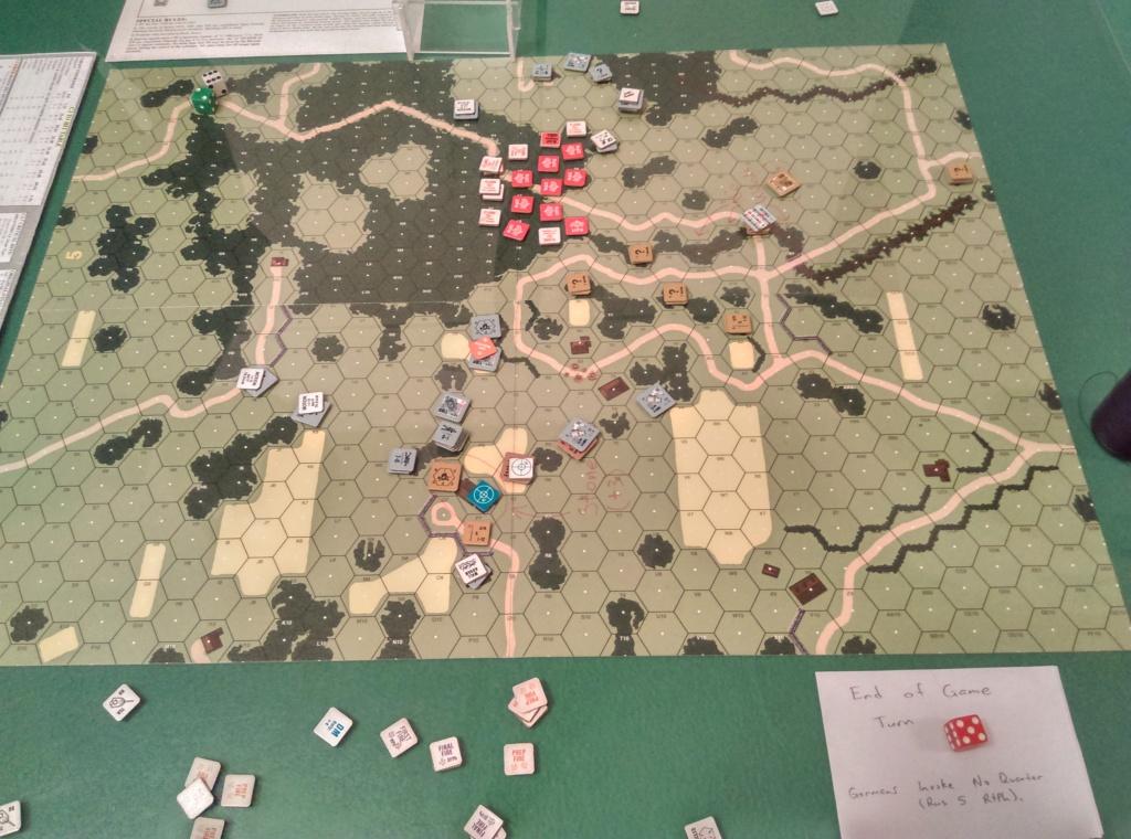 """ASL-134 """"Counterattack On The Vistula"""" Asl-1328"""