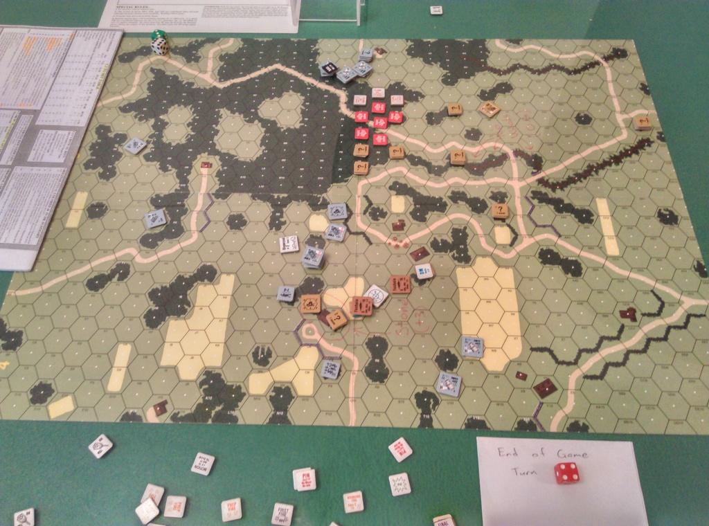 """ASL-134 """"Counterattack On The Vistula"""" Asl-1329"""