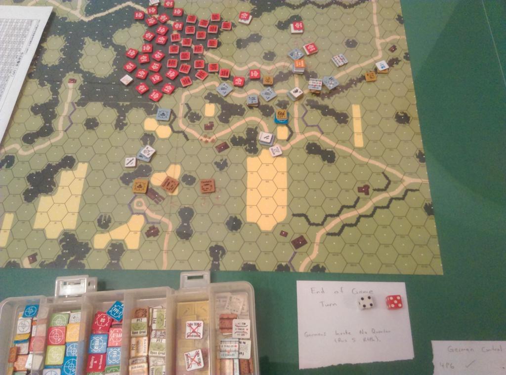 """ASL-134 """"Counterattack On The Vistula"""" Asl-1331"""