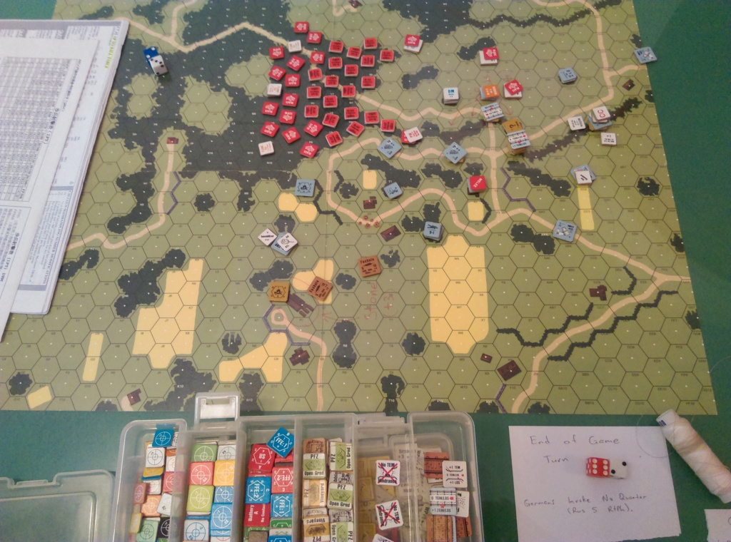 """ASL-134 """"Counterattack On The Vistula"""" Asl-1332"""