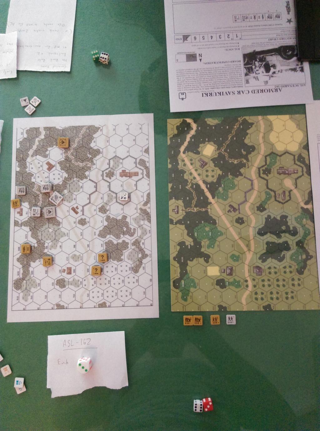 AFV training in Wugu. (John vs Roy) Asl-1612