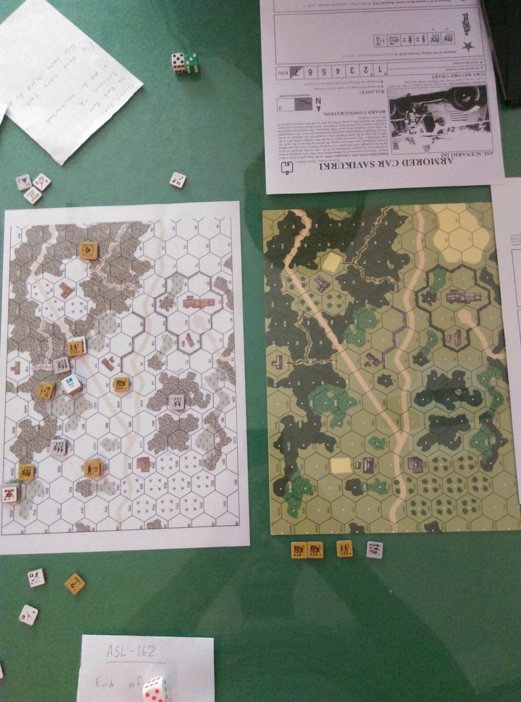AFV training in Wugu. (John vs Roy) Asl-1613