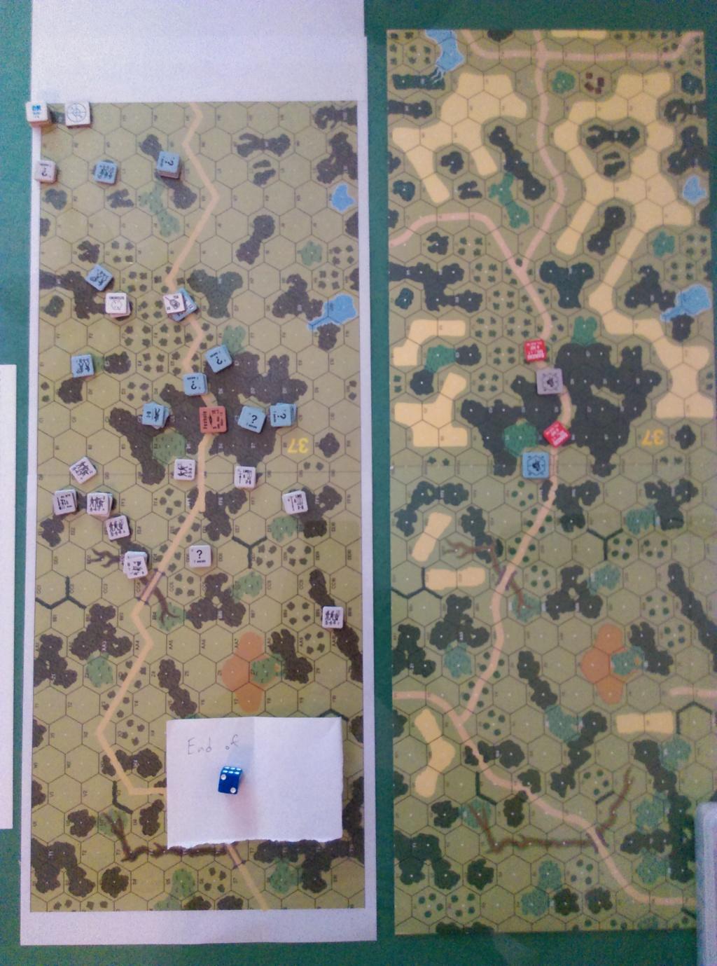 AFV training in Wugu. (John vs Roy) J-192-10