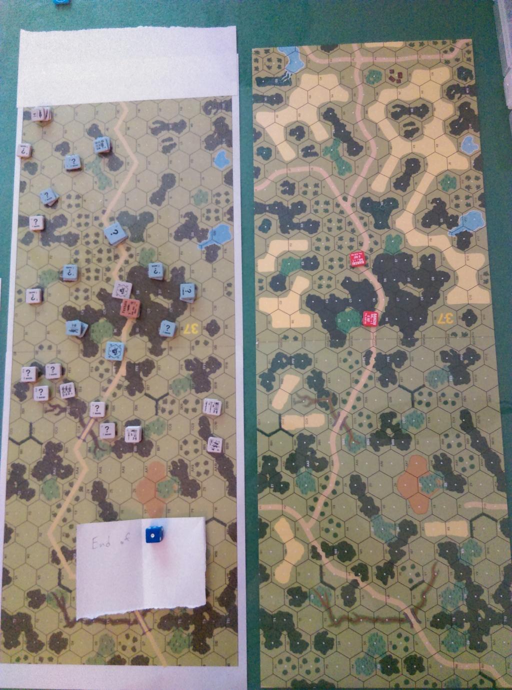 AFV training in Wugu. (John vs Roy) J-192-11