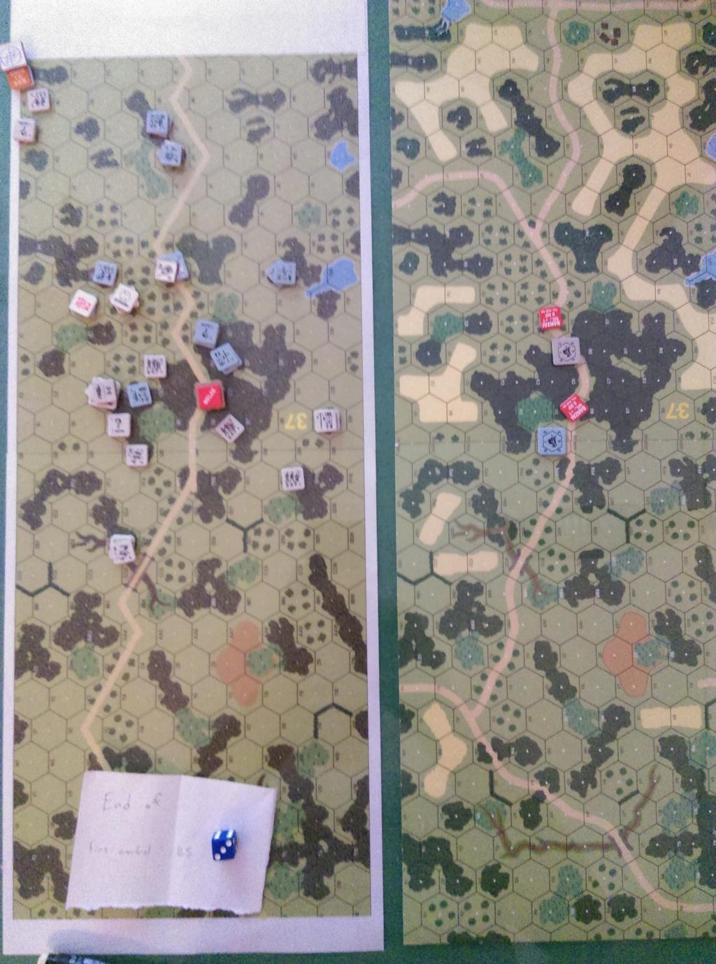 AFV training in Wugu. (John vs Roy) J-192-12