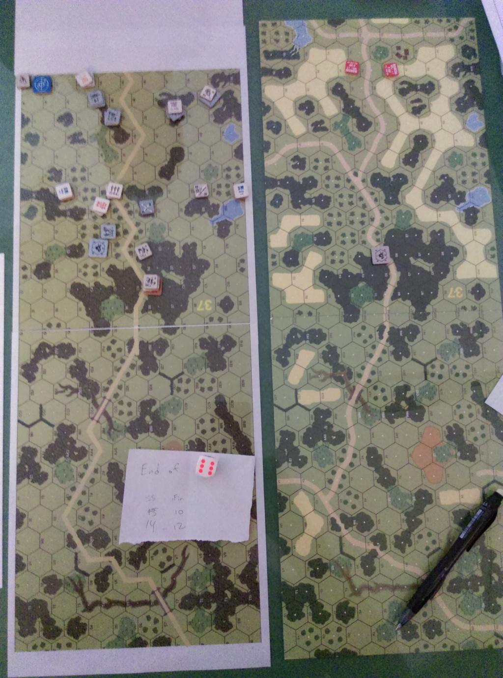 AFV training in Wugu. (John vs Roy) J-192-13