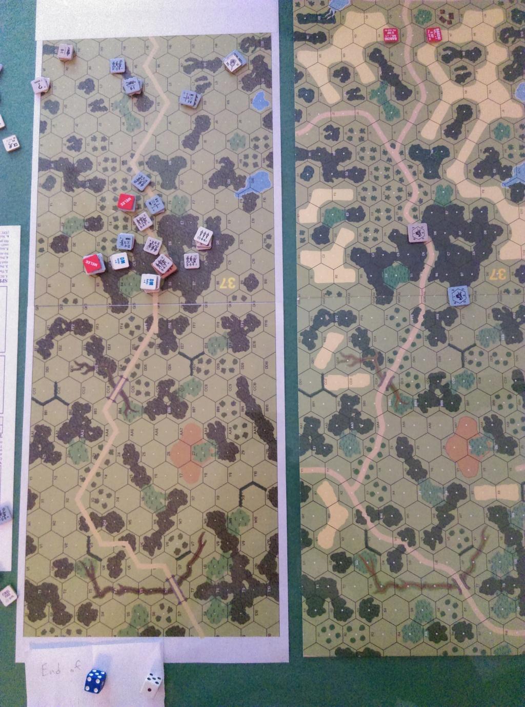 AFV training in Wugu. (John vs Roy) J-192-15