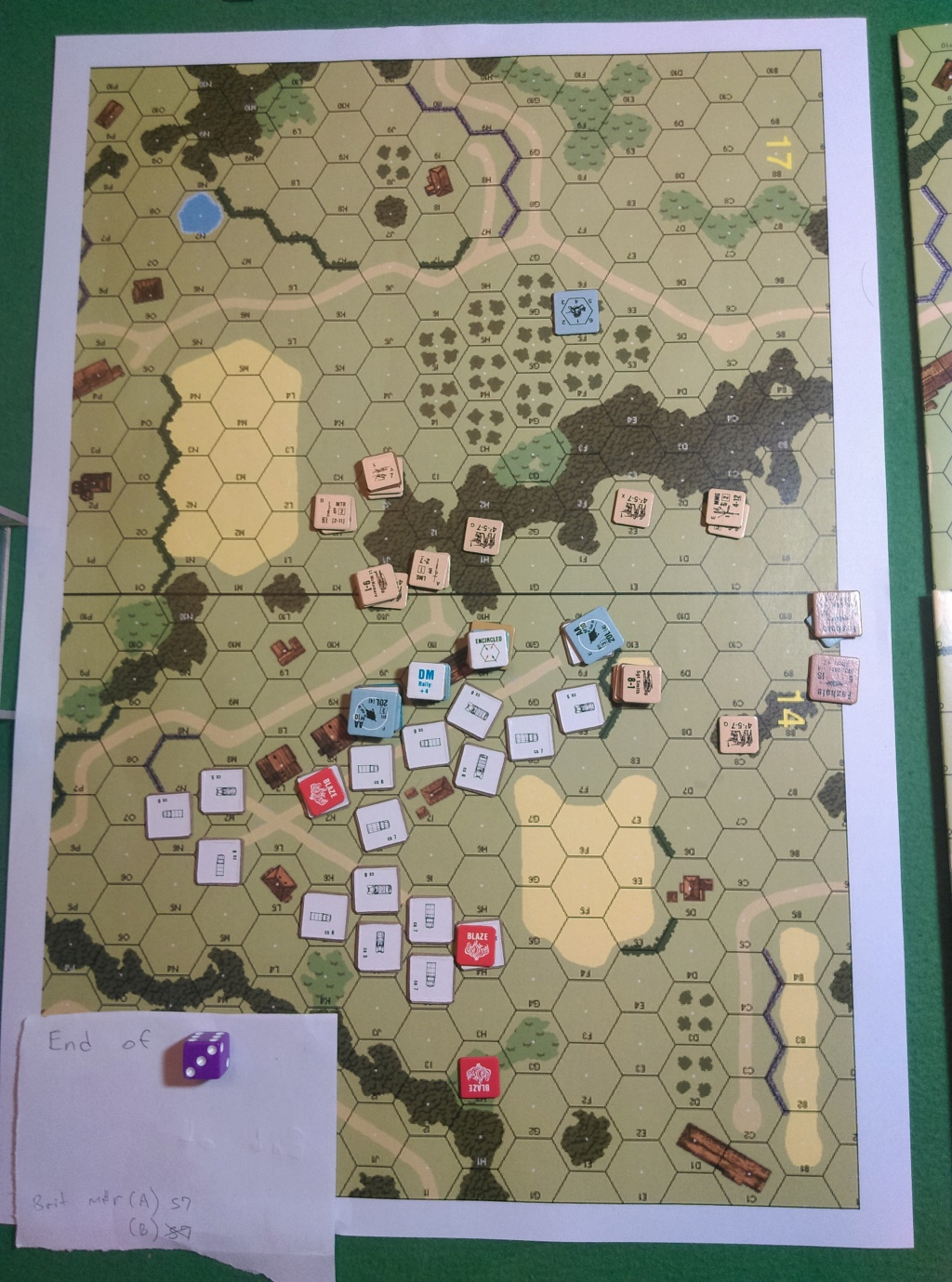 ASL Action In Wugu. ASL-188 and OA-019 (John vs Little Wolf) Oa-01913