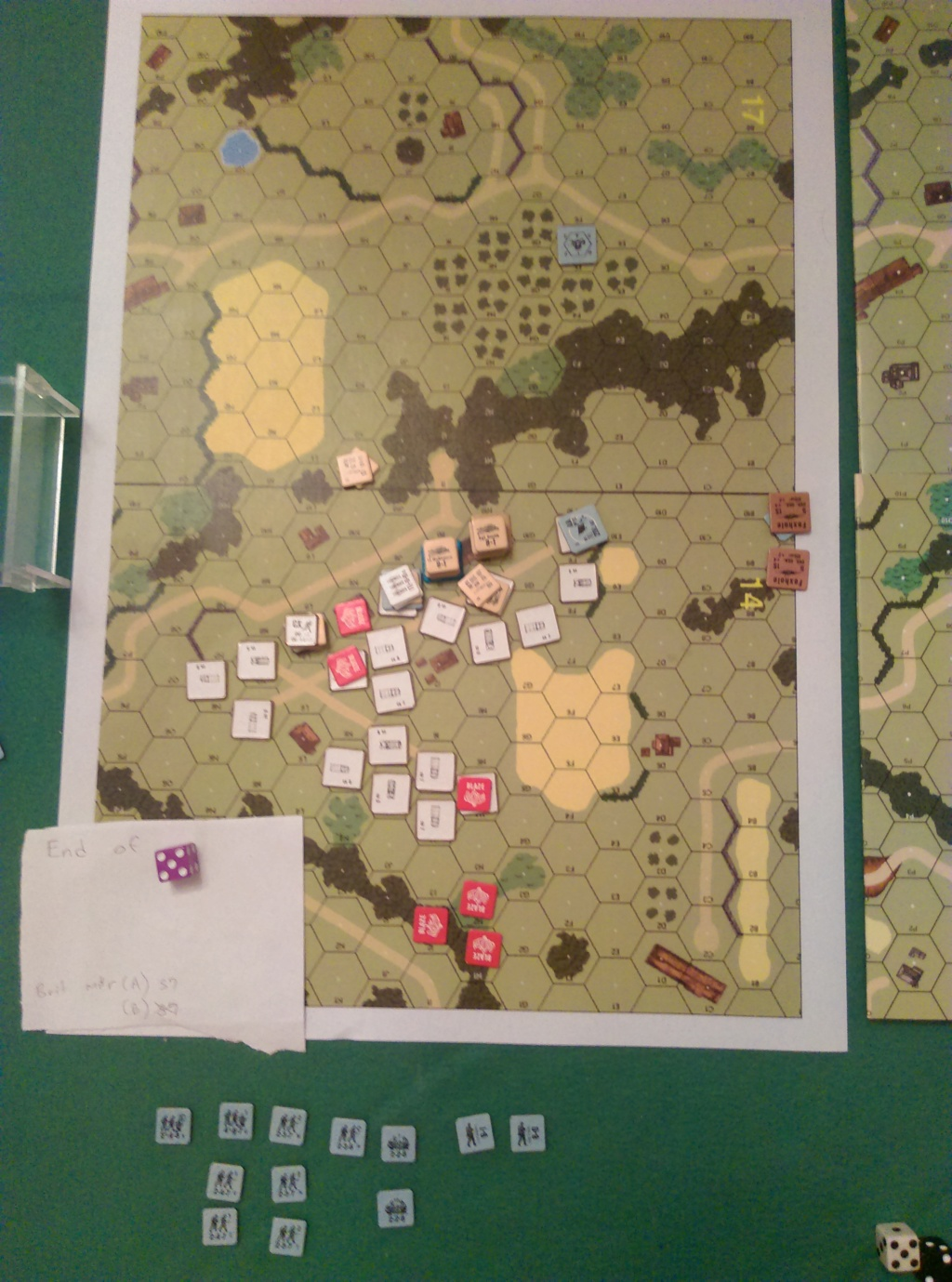 ASL Action In Wugu. ASL-188 and OA-019 (John vs Little Wolf) Oa-01915