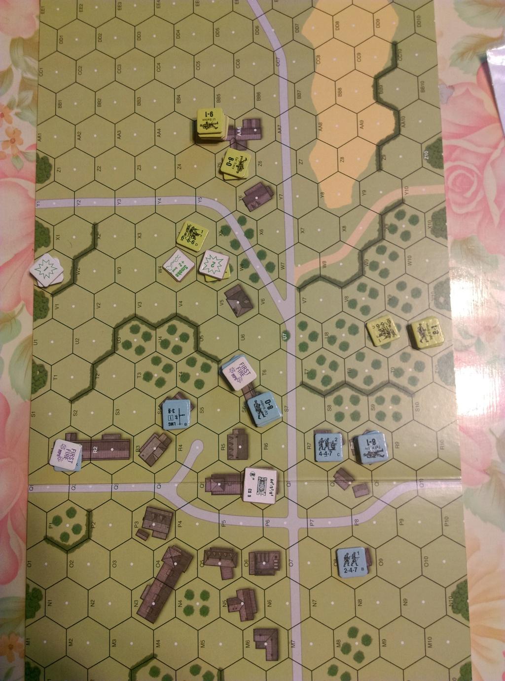 S-059 ASLSK game in Wugu (John vs David) S-059-11