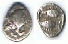 tetartemorion de Kyzikos Ccf05012