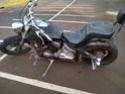 Vendo ou troco por moto carro dragstar 2004 preta 13 mil Img_2012