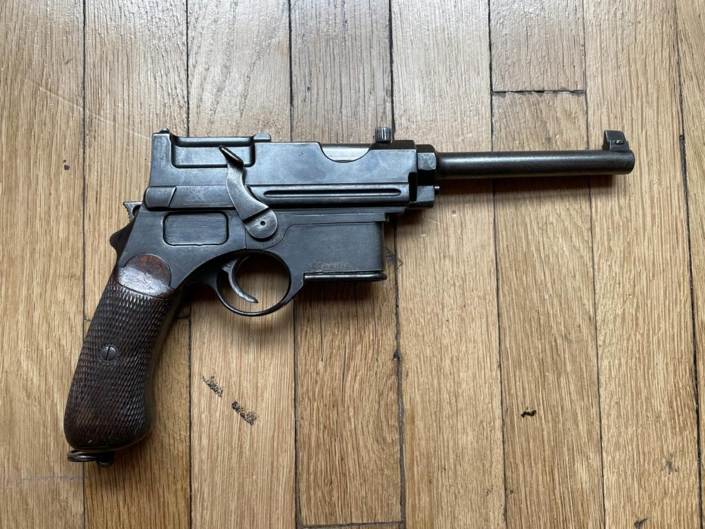 Armes des aviateurs allemands ww1  Img_2111