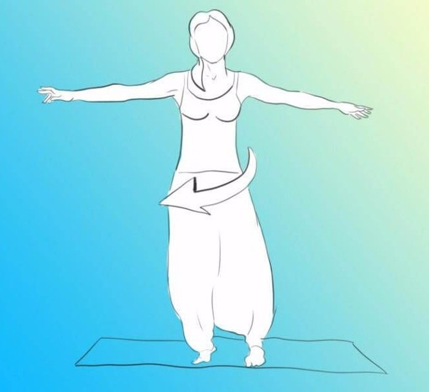 Упражнение ЮЛА — профилактика мозговых нарушений . Image13
