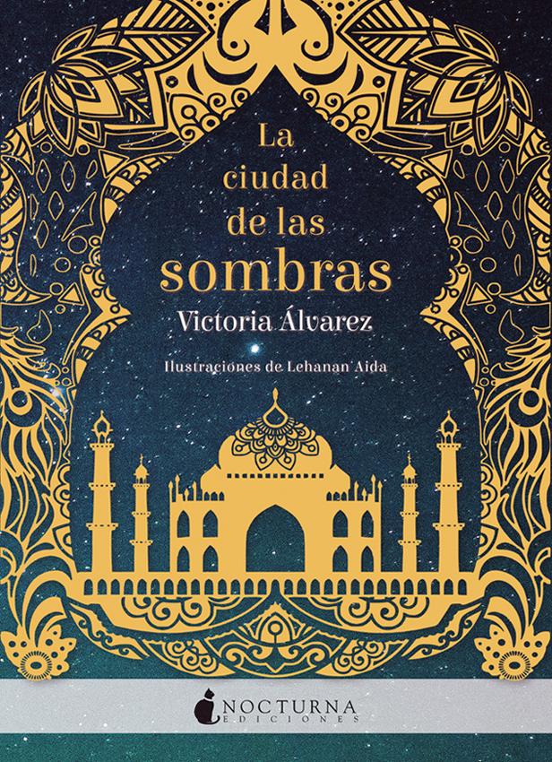La ciudad de las sombras - Victoria Álvarez (Helena Lennox, 1) 12510