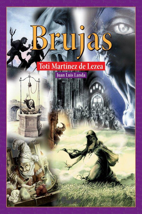 Brujas - Toti Martínez de Lezea Cover11