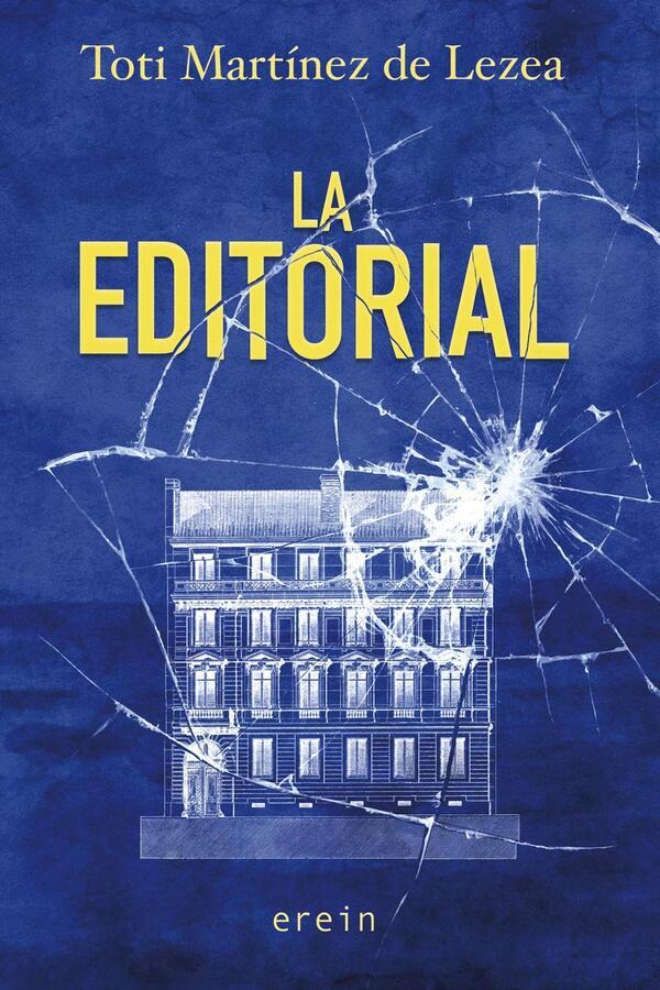 La editorial - Toti Martínez de Lezea Cover15