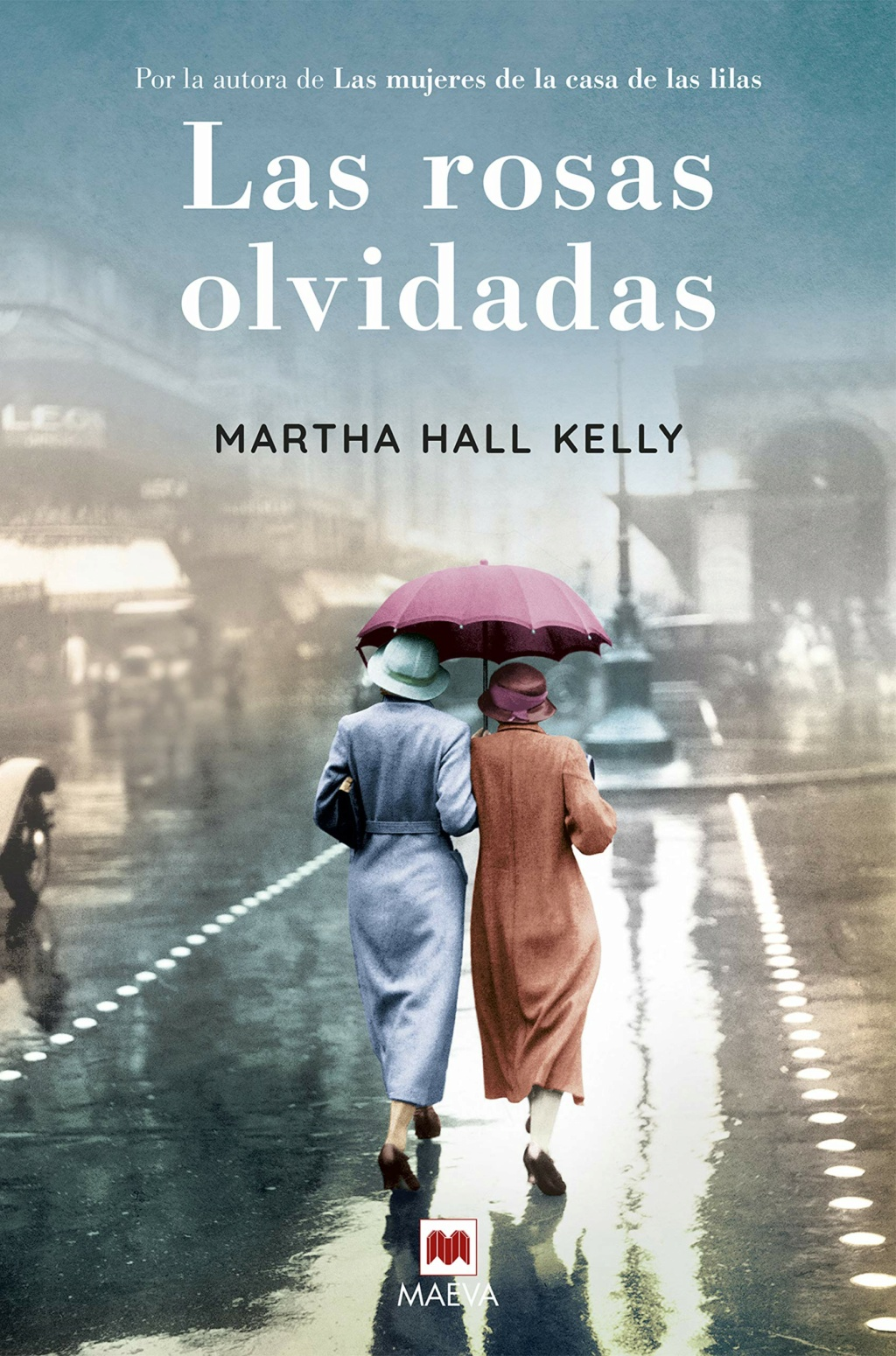 Las rosas olvidadas - Martha Hall Kelly Las-ro10