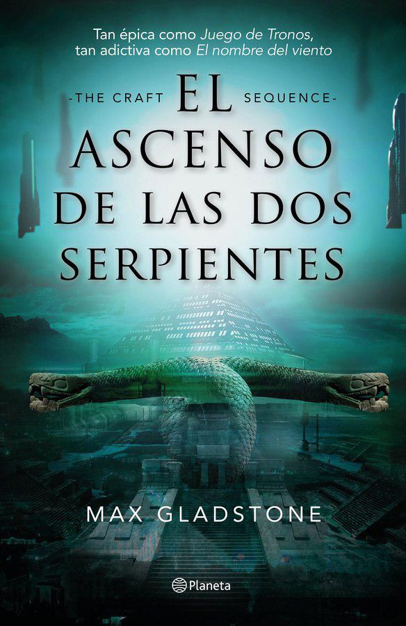 El ascenso de las dos serpiente - Max Gladstone Photo_40