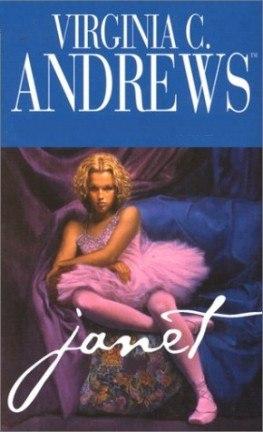 Janet - V. C. Andrews (Huérfanas, 1) Portad14