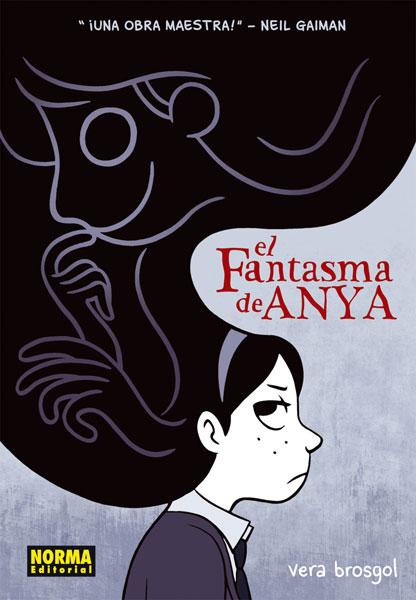 El fantasma de Anya - Vera Brosgol Portad26
