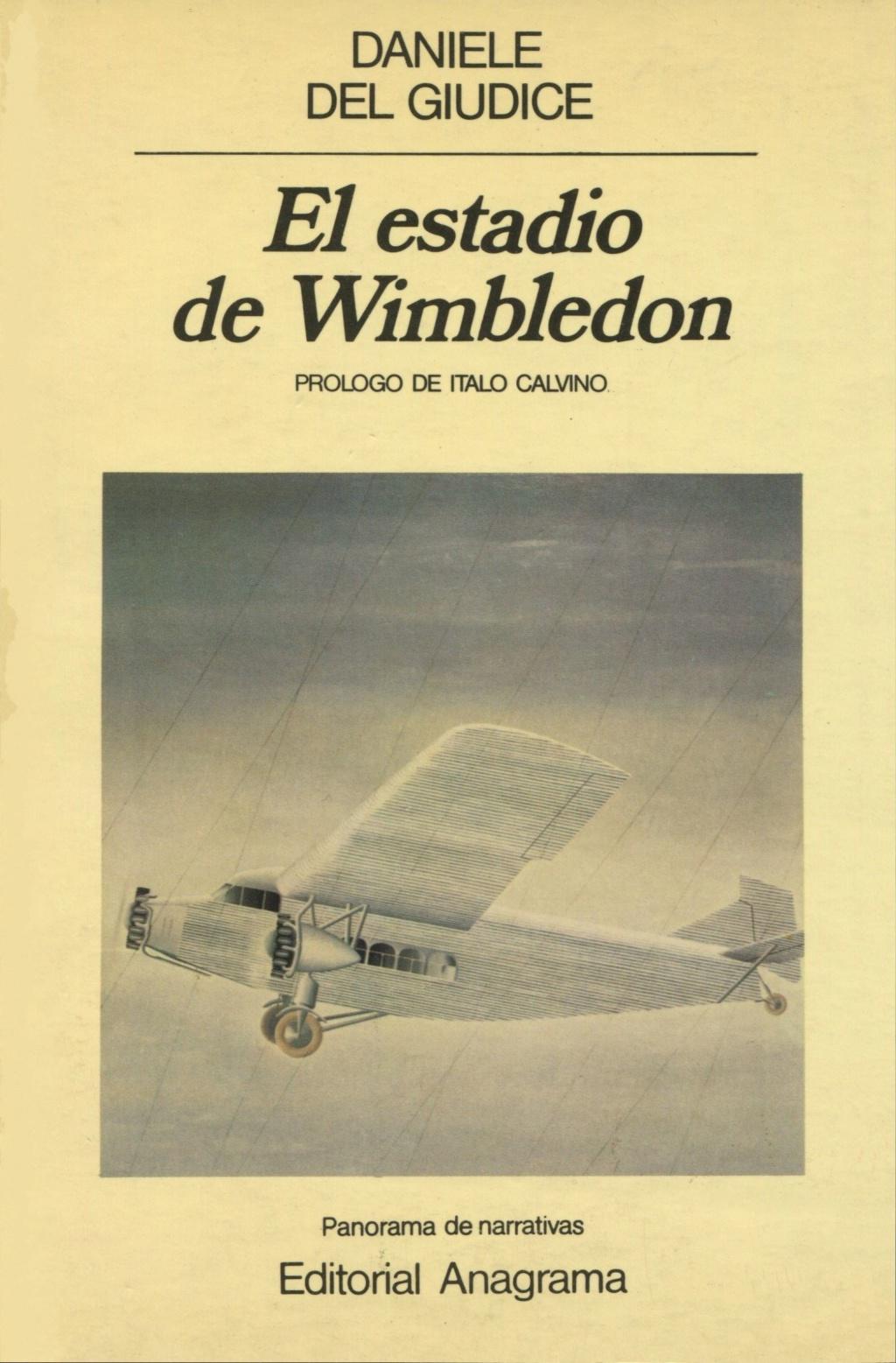 El estadio de Wimbledon - Daniele del Giudice Portad28