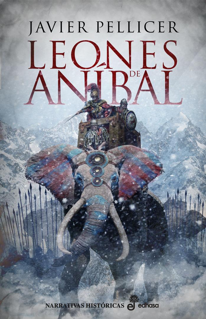 Leones de Aníbal - Javier Pellicer Portad35