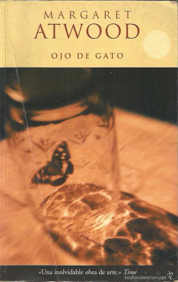 Ojo de gato - Margaret Atwood Portad36