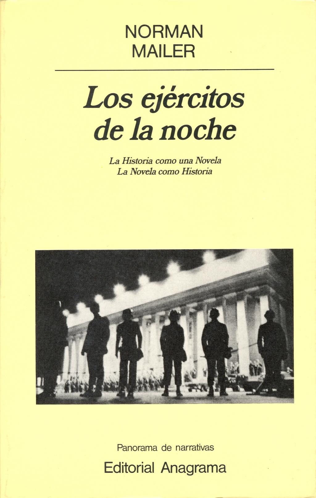 Los ejércitos de la noche - Norman Mailer Portad42