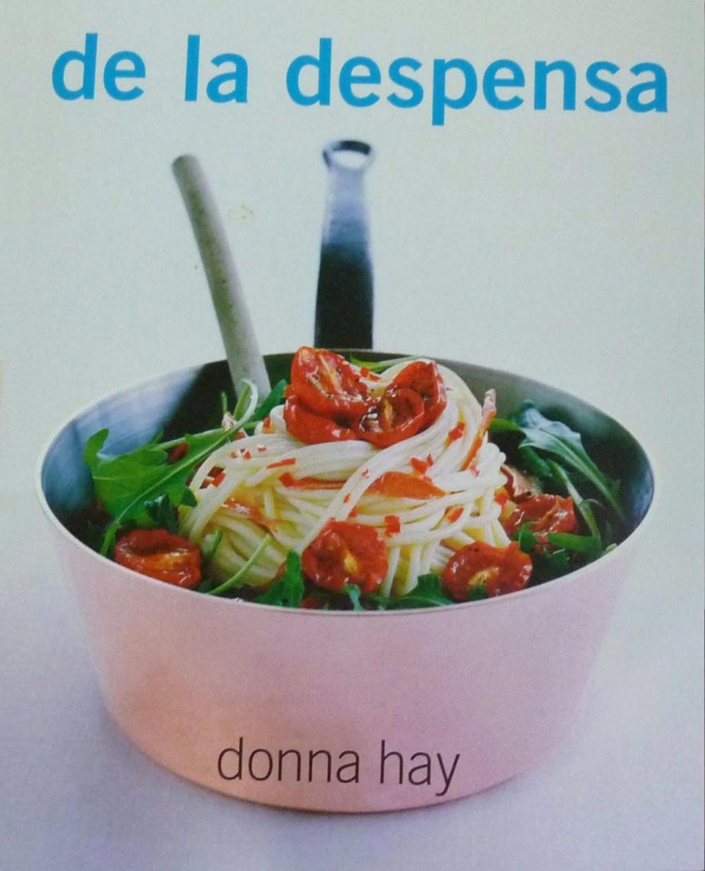 De la despensa - Donna Hay Portad49